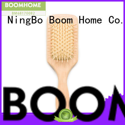wooden hair comb hairdressing for hotel Boom Home