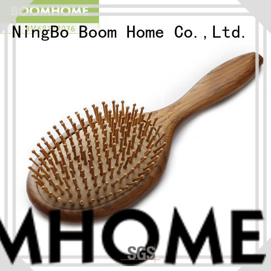 Custom wooden hair comb dryer supply for hotel