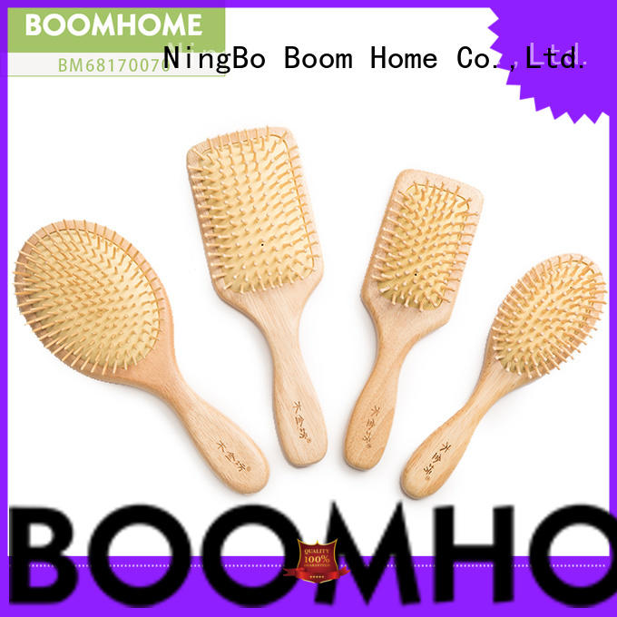 Boom Home carry wooden comb inquire now for travel