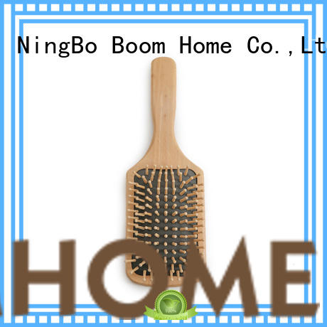 round old fashioned wooden hair brushes design for shop Boom Home