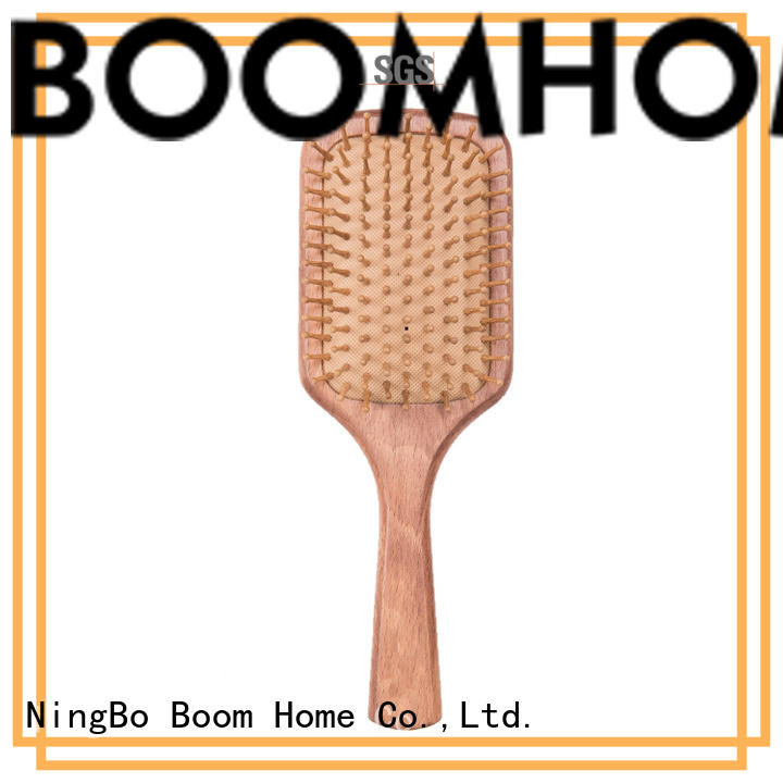 Boom Home hair wooden brush series for home