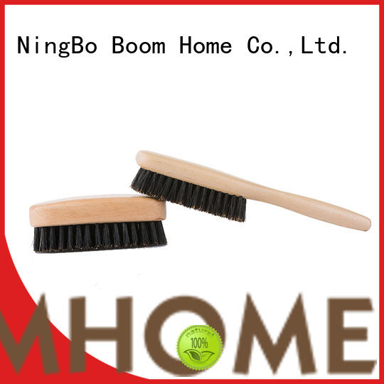 Custom boar hair hairbrush pins for sale for hair salon