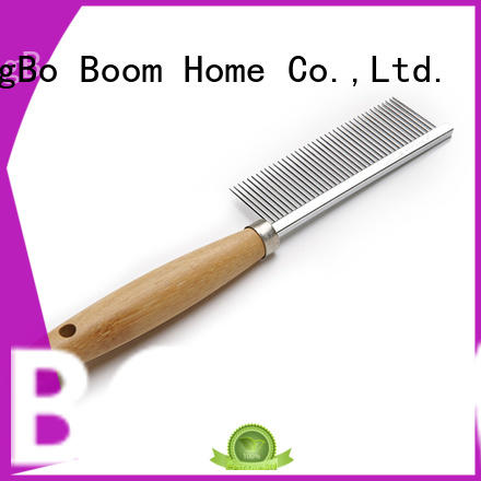 Boom Home High-quality pet grooming brush factory for pets
