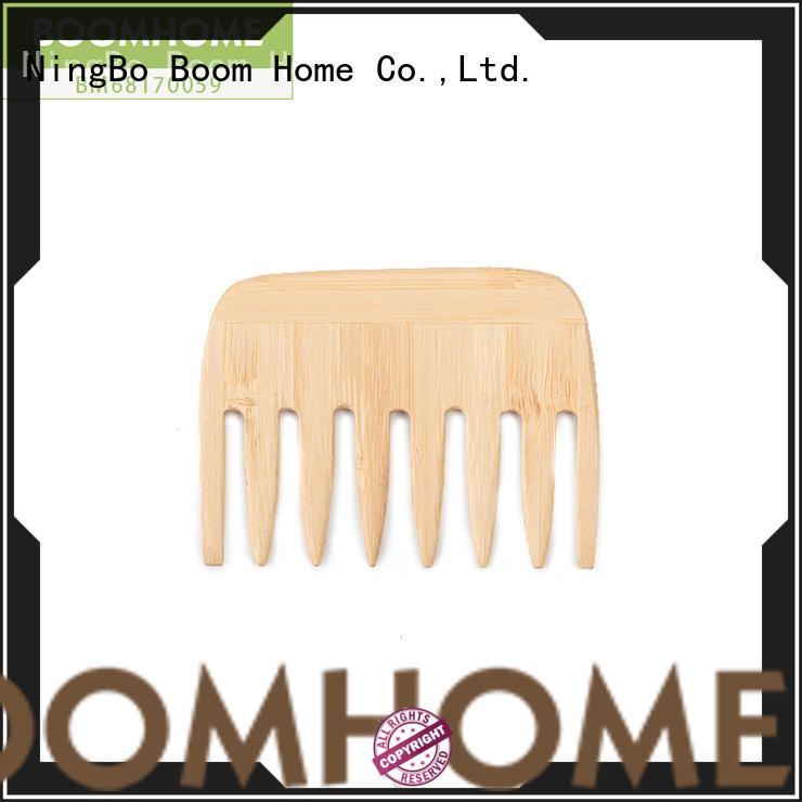 Boom Home design wooden paddle brush design for home
