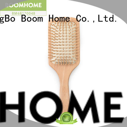 natural bamboo hair brush brushes wholesale for thick hair