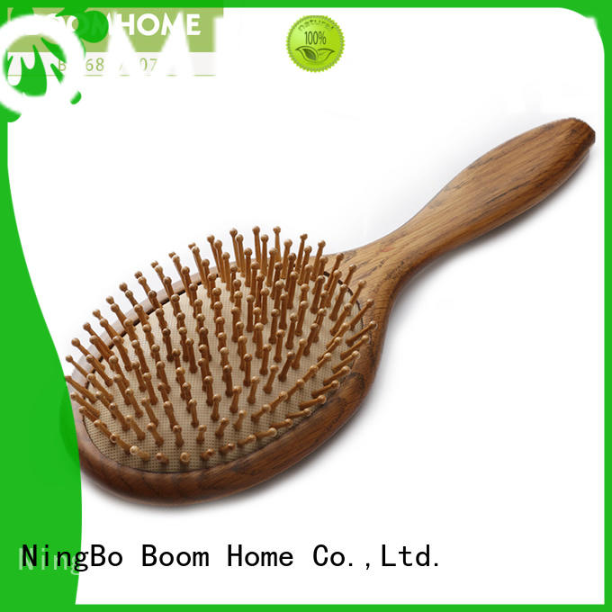 eco-friendly wooden hair comb comb with good price for hotel