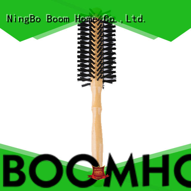 handle round boar brush supplier for cleaning Boom Home
