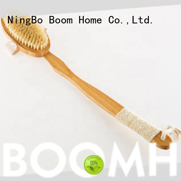 Wholesale body bath brush bamboo manufacturers for body