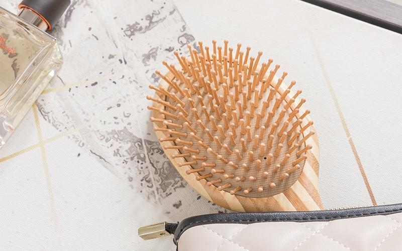 smooth bamboo pin hairbrush wholesale for men Boom Home-3
