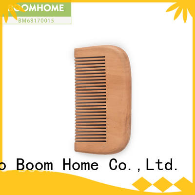 without wooden hair comb factory for travel Boom Home