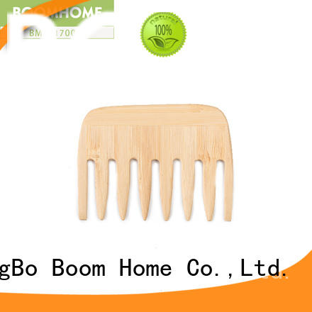 Boom Home noble wooden bristle brush mahogany for home