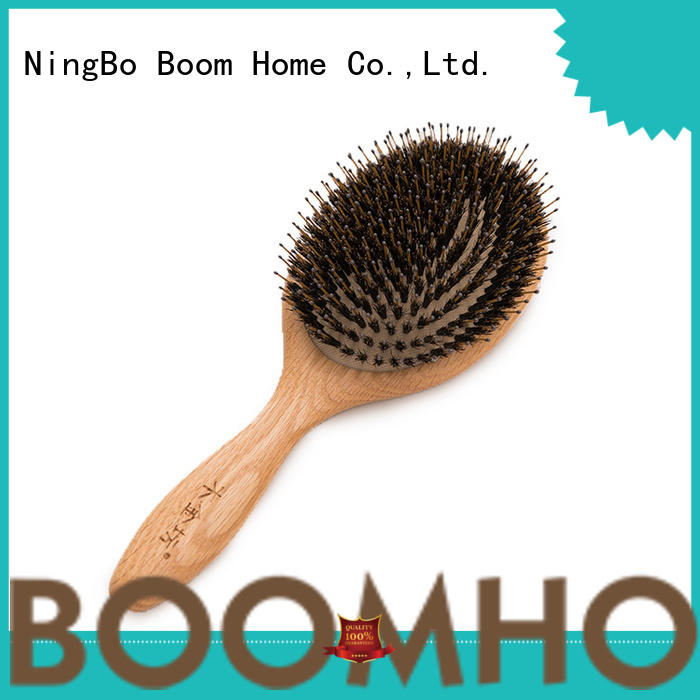 bamboo brush gifts for curly hair Boom Home