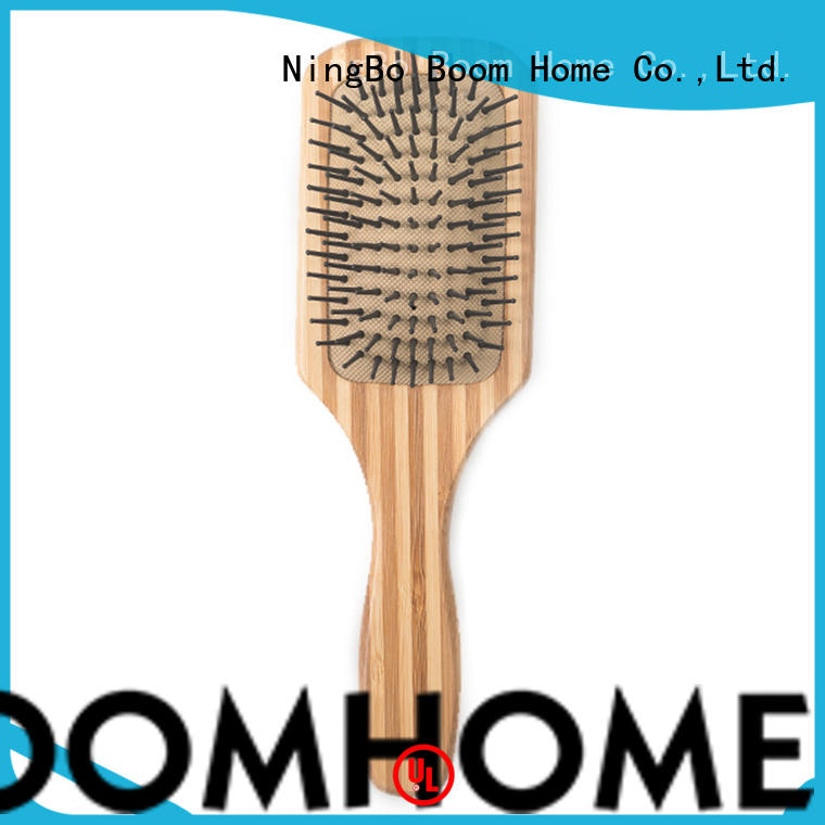 Boom Home smooth bamboo comb wholesale for women
