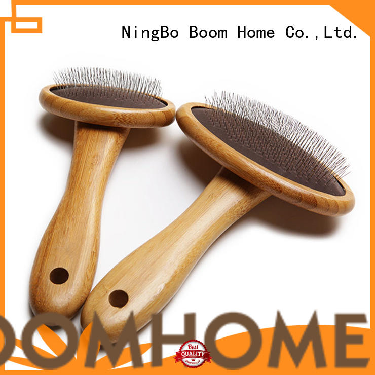 Boom Home BV tested pet grooming brush factory for fur