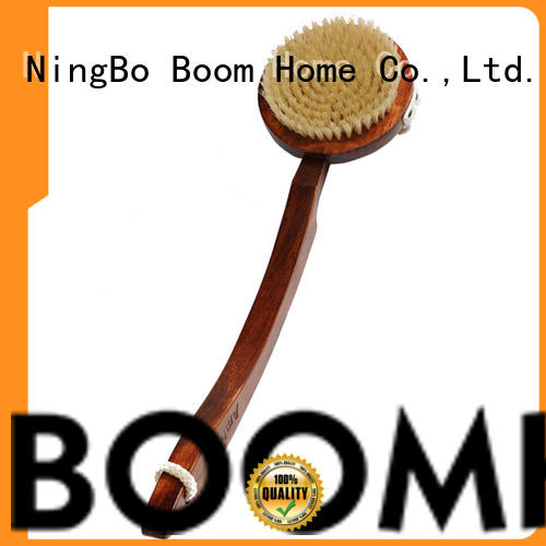 New back brush bamboo suppliers for body