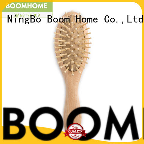 Boom Home bristle kids hair brush from China for infant
