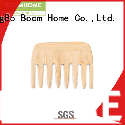Boom Home pins wooden hair comb inquire now for home