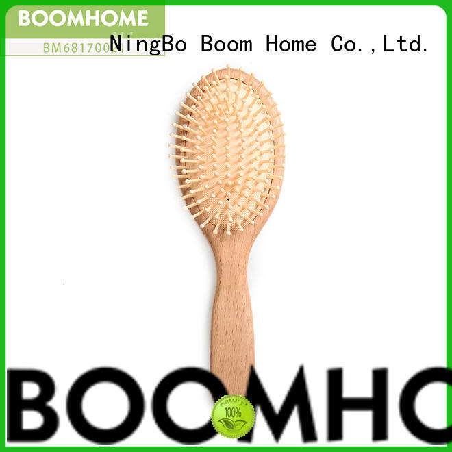Boom Home carry wooden hair brush inquire now for home