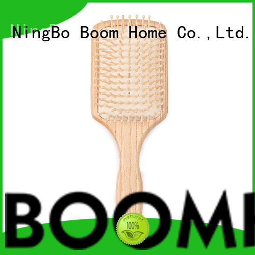 Best wooden hair brush shower company for hotel