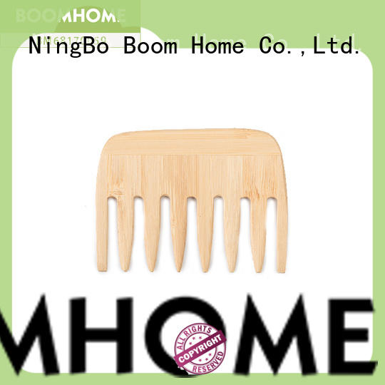 Boom Home Latest wooden comb company for home