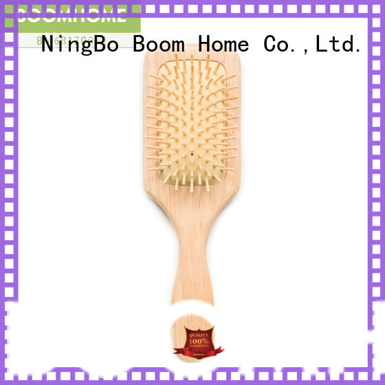 noble wood hair brush detangling inquire now for travel