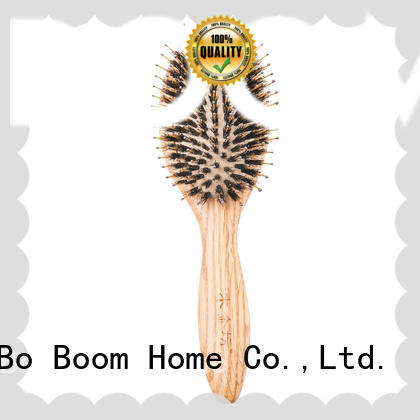 eco-friendly wooden comb portable factory for home