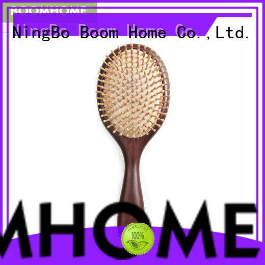Boom Home Top wooden handle hair brush manufacturers for home