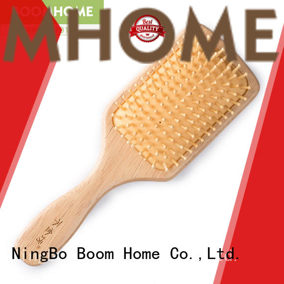 Boom Home High-quality wood hair brush company for shop