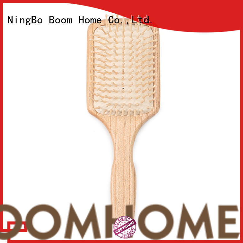 natural wooden hair brush quality inquire now for home