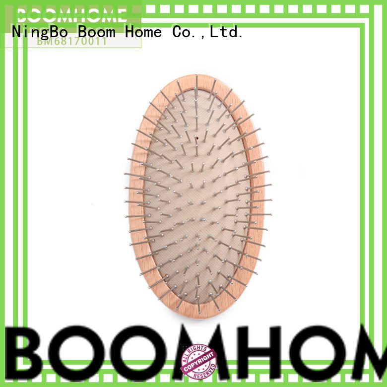 Boom Home noble wooden handle hair brush inquire now for shop