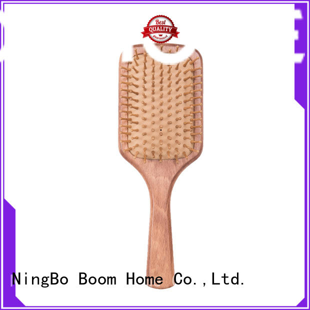 Boom Home durable wooden brush from China for home