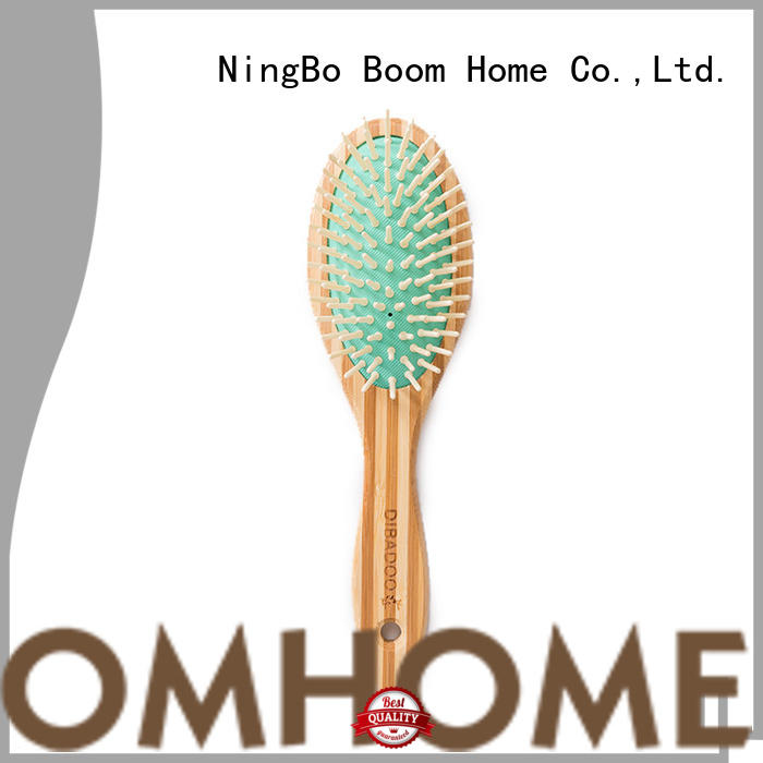Boom Home wood bamboo hair comb for sale for women