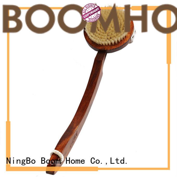 Boom Home bristle body brushing brush manufacturer for body