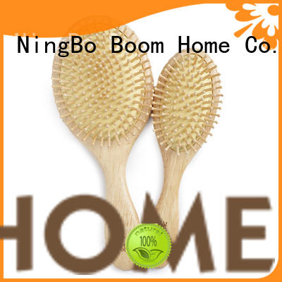Boom Home Best wooden paddle hair brush factory for shop