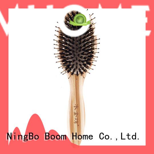 Boom Home Best boar hair hairbrush suppliers for hair salon