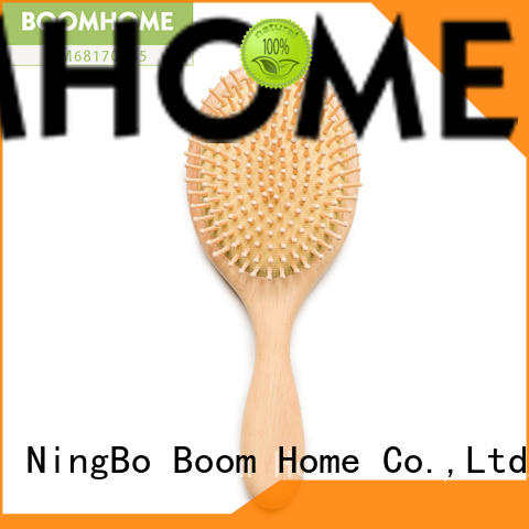 Boom Home eco-friendly wooden comb design for hotel