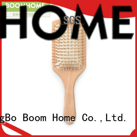 Boom Home brushes bamboo hair comb manufacturers for men