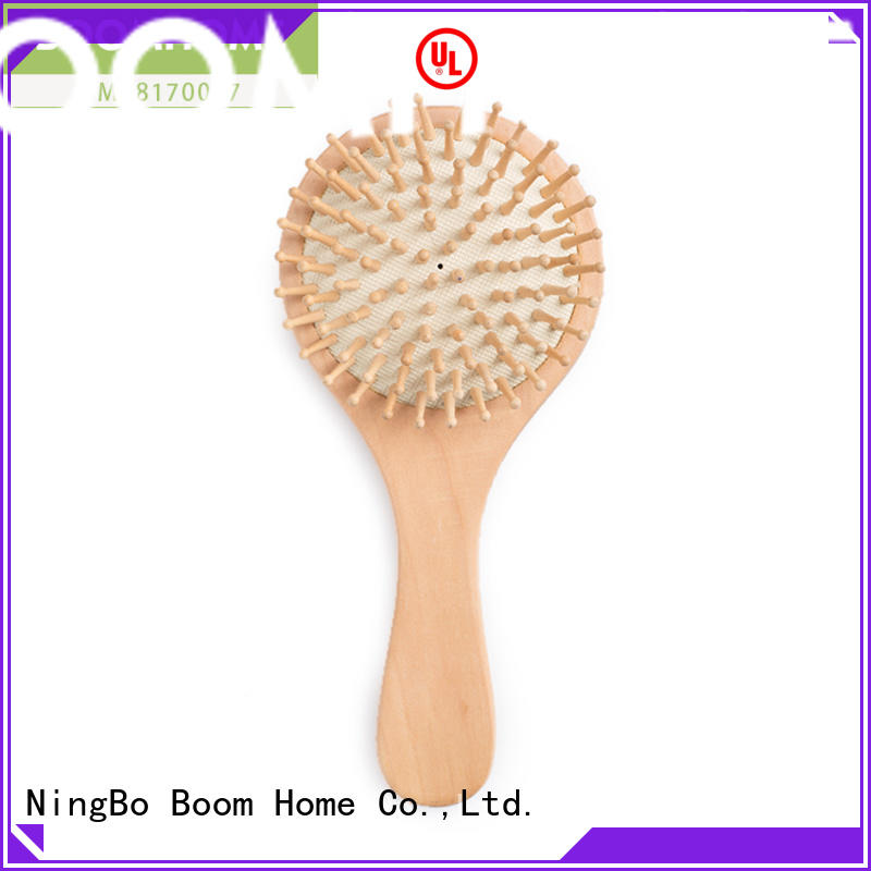 Wholesale wooden comb steel for business for shop