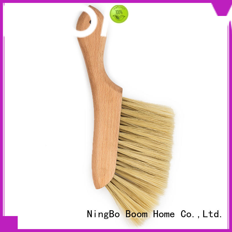 wooden brush customized for car