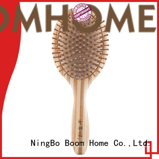 bamboo comb pink for men Boom Home
