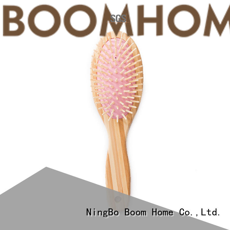 Boom Home eco-friendly bamboo comb wholesale for women