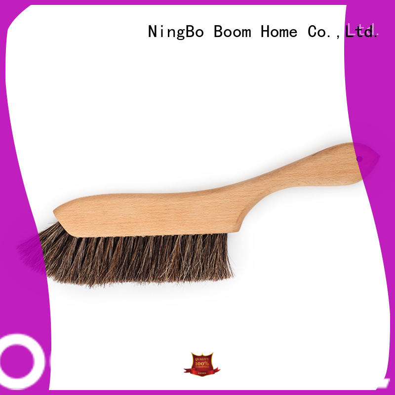 Boom Home household wood brush directly sale for bedspread