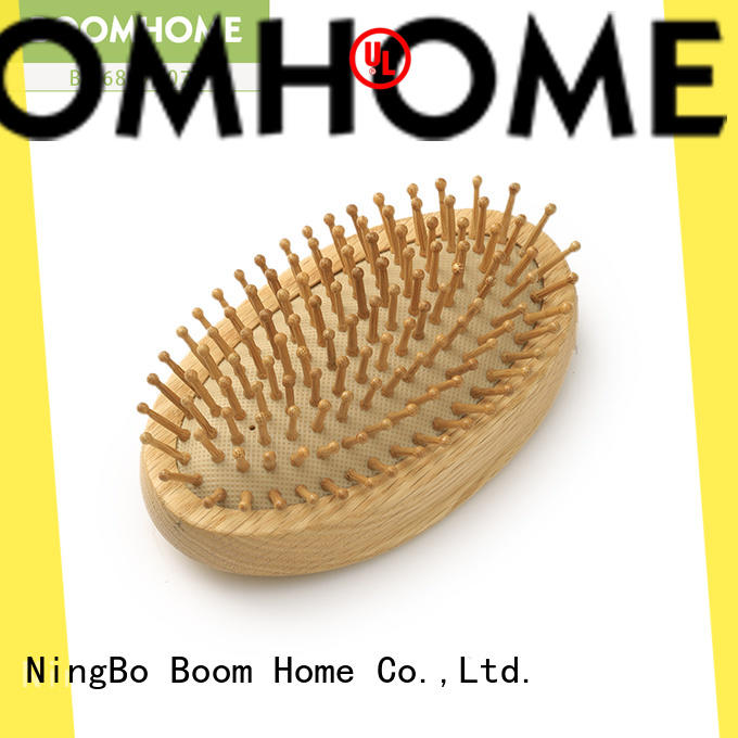 Boom Home without wood hair brush factory for shop