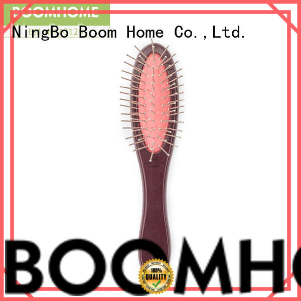 Boom Home natural wooden comb factory for hotel