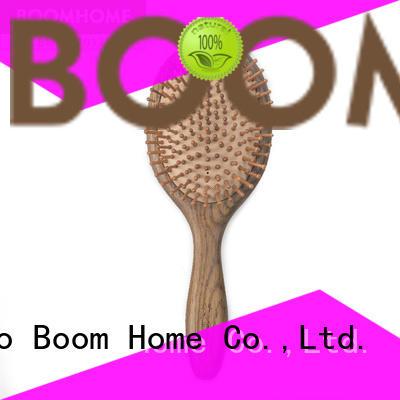 Boom Home black wooden comb design for hotel
