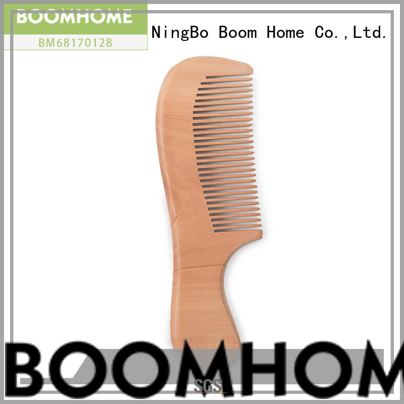 Boom Home shower wooden hair brush inquire now for home