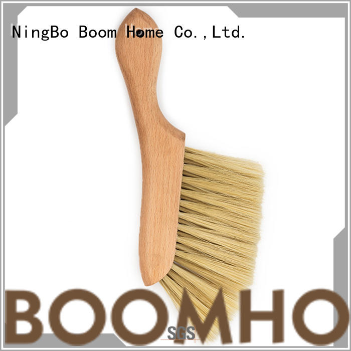 Boom Home wood brush from China for blanket