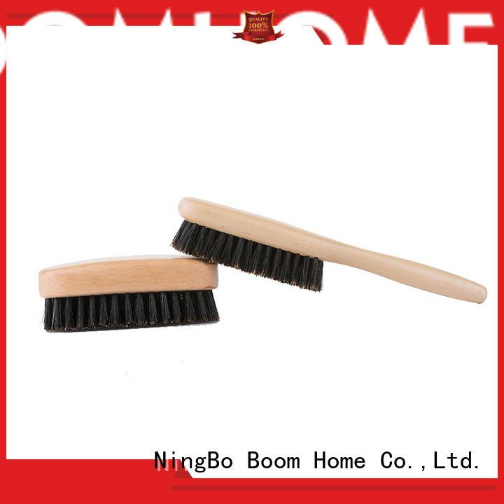 natural boar hair brush beard care for bathroom Boom Home