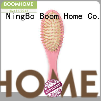 Boom Home brown wooden hair brush inquire now for shop