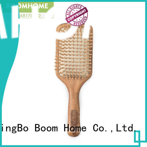 Boom Home fashion wooden hair brush inquire now for hotel
